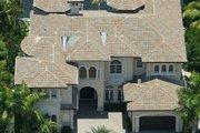 Mediterranean Style House Plan - 5 Beds 5.5 Baths 5547 Sq/Ft Plan #420-171 Photo
