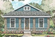 Traditional Style House Plan - 3 Beds 2 Baths 1746 Sq/Ft Plan #424-201