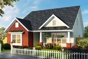 Craftsman Style House Plan - 4 Beds 2.5 Baths 2167 Sq/Ft Plan #513-2169