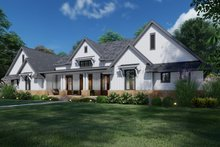 Farmhouse Exterior - Other Elevation Plan #120-271