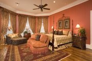 Southern Style House Plan - 6 Beds 6.5 Baths 9360 Sq/Ft Plan #20-2173 Interior - Master Bedroom