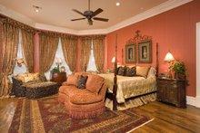 Southern Interior - Master Bedroom Plan #20-2173