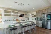 Modern Style House Plan - 3 Beds 3 Baths 3045 Sq/Ft Plan #1066-67 Interior - Kitchen
