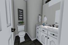 House Design - Powder Room