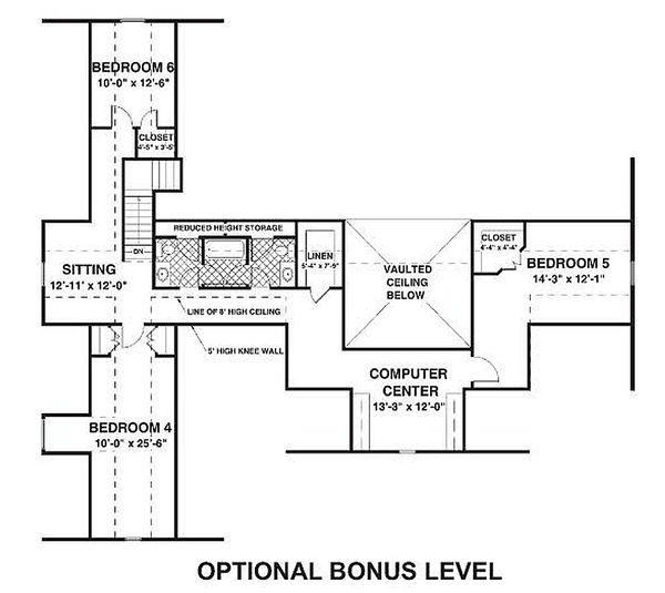 Bonus floor - 2200 square foot 3 bedroom country home