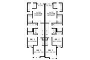 Craftsman Style House Plan - 6 Beds 4.5 Baths 6148 Sq/Ft Plan #48-1017