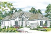 European Style House Plan - 5 Beds 4.5 Baths 4227 Sq/Ft Plan #453-35