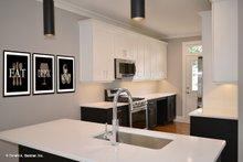 Architectural House Design - Craftsman Interior - Kitchen Plan #929-84