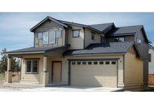 Craftsman Exterior - Other Elevation Plan #895-17