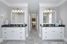 Home Plan Design - Craftsman Interior - Master Bathroom Plan #929-1025
