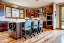 Dream House Plan - Modern Interior - Kitchen Plan #1042-20