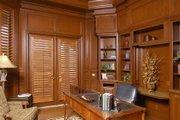 Mediterranean Style House Plan - 5 Beds 5.5 Baths 6780 Sq/Ft Plan #27-216 Interior - Other