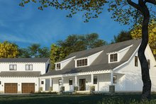 Dream House Plan - Country Exterior - Other Elevation Plan #923-200