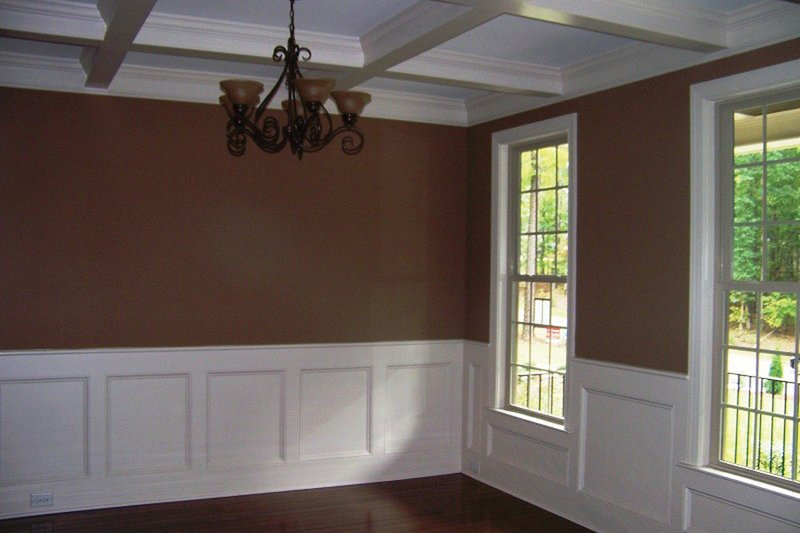 Traditional Interior - Dining Room Plan #927-6 - Houseplans.com