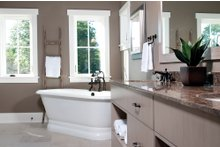 House Design - Traditional Interior - Master Bathroom Plan #928-11