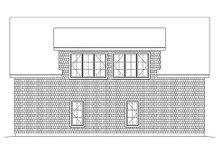 Traditional Exterior - Rear Elevation Plan #22-541