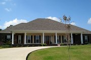 Southern Style House Plan - 4 Beds 2.5 Baths 2614 Sq/Ft Plan #44-126 Photo