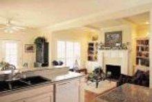 Dream House Plan - Adobe / Southwestern Photo Plan #72-185