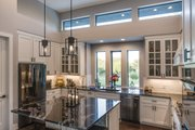 Contemporary Style House Plan - 4 Beds 4 Baths 3349 Sq/Ft Plan #935-14 Interior - Kitchen