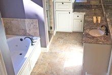 House Plan Design - European Interior - Master Bathroom Plan #430-133