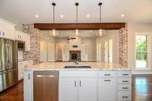 House Plan Design - Farmhouse Interior - Kitchen Plan #430-147