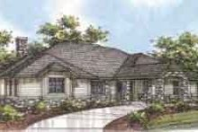 House Design - Traditional Exterior - Front Elevation Plan #117-134