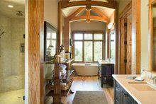 Master Bathroom - 5300 square foot Craftsman home