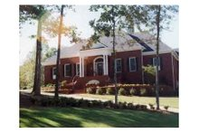 Colonial Exterior - Other Elevation Plan #429-5