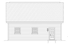 Contemporary Exterior - Other Elevation Plan #932-100