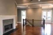 Craftsman Style House Plan - 4 Beds 3 Baths 2750 Sq/Ft Plan #437-94 Interior - Family Room