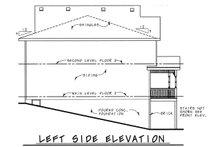 Home Plan Design - Craftsman Exterior - Other Elevation Plan #20-411