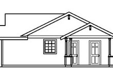 Home Plan - Traditional Exterior - Other Elevation Plan #124-359