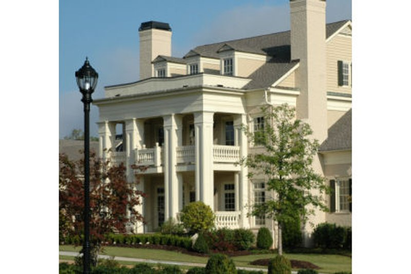 Classical Exterior - Other Elevation Plan #429-47 - Houseplans.com