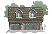 Traditional Style House Plan - 0 Beds 0 Baths 423 Sq/Ft Plan #123-107 Exterior - Front Elevation