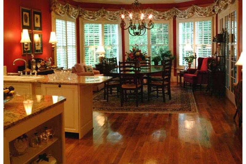 Colonial Photo Plan #453-27 - Houseplans.com