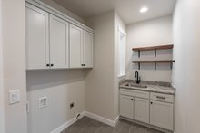 Dream House Plan - Craftsman Interior - Laundry Plan #1070-53