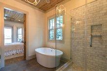 Dream House Plan - Traditional Interior - Master Bathroom Plan #63-412