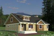 Craftsman Style House Plan - 3 Beds 2 Baths 1807 Sq/Ft Plan #51-551