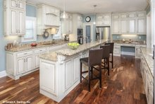 Dream House Plan - Craftsman Interior - Kitchen Plan #929-30