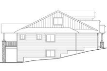 Dream House Plan - Craftsman Exterior - Other Elevation Plan #124-1020
