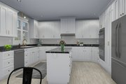 Farmhouse Style House Plan - 3 Beds 2.5 Baths 2254 Sq/Ft Plan #1060-47 Interior - Kitchen