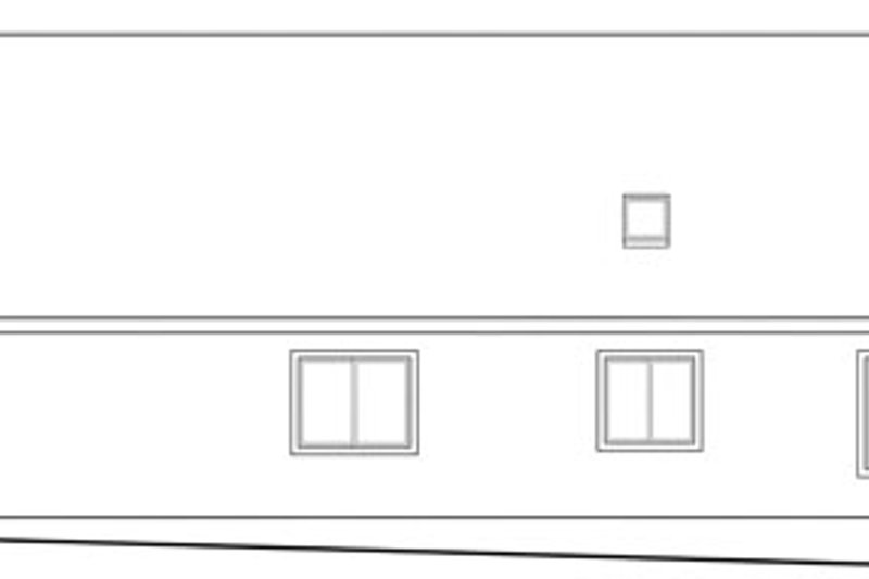 Craftsman Exterior - Other Elevation Plan #124-783 - Houseplans.com