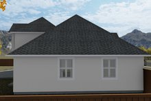 Dream House Plan - Traditional Exterior - Other Elevation Plan #1060-62