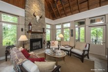 Architectural House Design - Sunroom