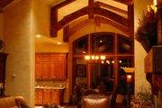 Craftsman Style House Plan - 6 Beds 4 Baths 6105 Sq/Ft Plan #5-170 Photo