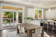 Contemporary Style House Plan - 5 Beds 4.5 Baths 4313 Sq/Ft Plan #1066-125 Interior - Dining Room