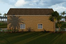 Dream House Plan - Traditional Exterior - Other Elevation Plan #1060-88