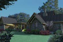 Craftsman Exterior - Other Elevation Plan #120-167