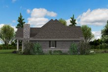 Craftsman Exterior - Other Elevation Plan #48-959
