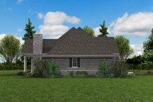 Architectural House Design - Craftsman Exterior - Other Elevation Plan #48-959